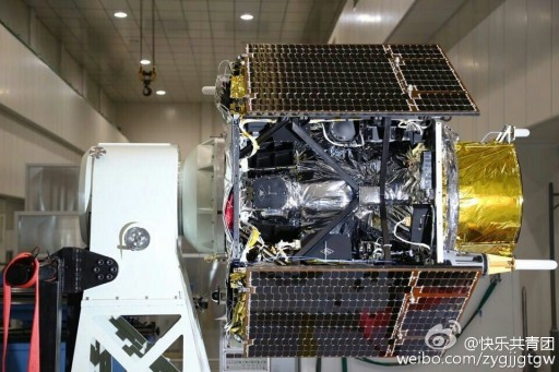 Jilin-1 Main Satellite, Photo: Weibo User zygjjgtgw