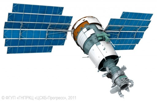Yantar-based Resurs Optical Imaging Satellite (Persona similar) - Credit: TsSKB Progress