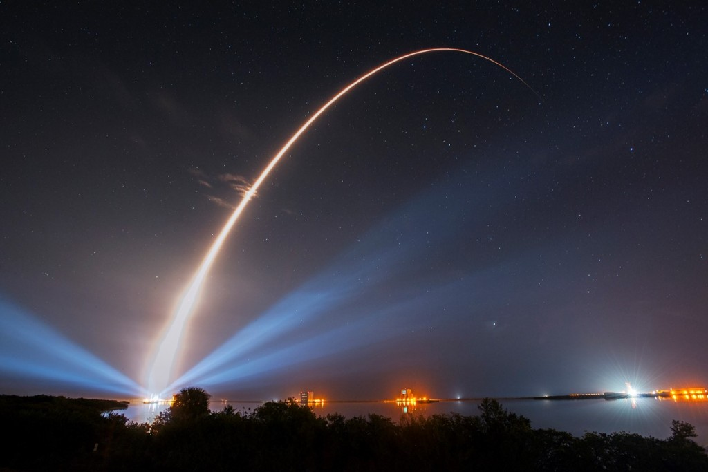 Atlas V with MUOS 3 - Credit: United Launch Alliance