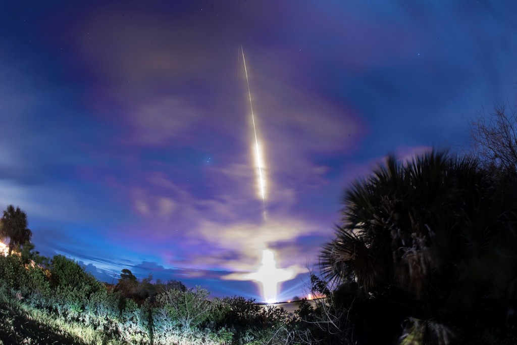 Atlas V with Morelos 3 - Credit: United Launch Alliance
