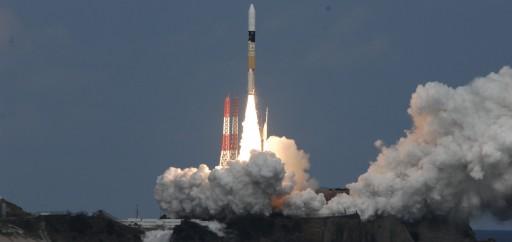 Japan's H-IIA - Credit: JAXA