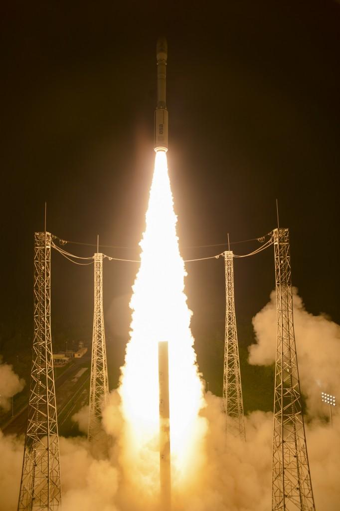 VV06 Lisa PathFinder Launch