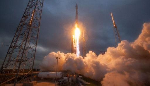 Atlas V launches on first ISS Mission - Credit: United Launch Alliance