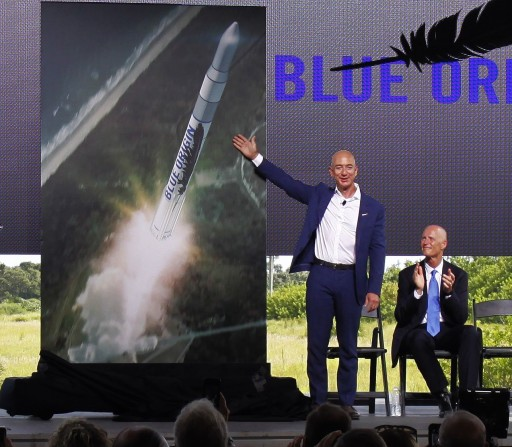 Photo: Blue Origin