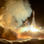 Photos: Soyuz Rocket blasts off from Russia with Glonass Navigation Satellite