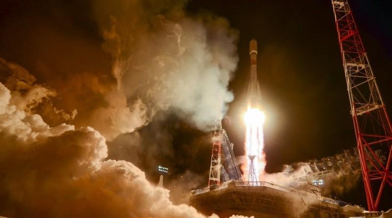 Glonass-M51 Launch
