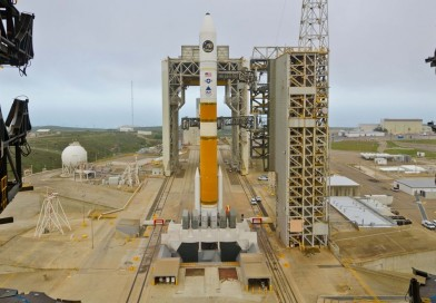 Delta IV set to Launch classified National Reconnaissance Office Satellite