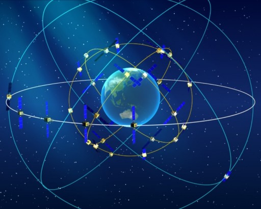 Beidou-3 - Global Constellation - Image: beidou.gov.cn