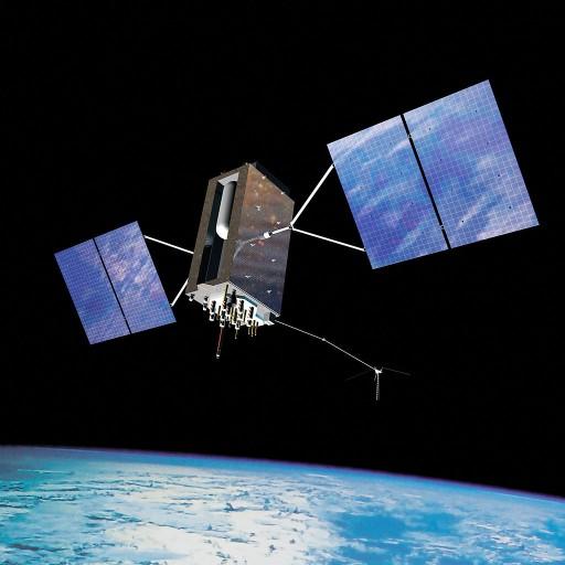 GPS Block IIIA Satellite - Image: US Air Force