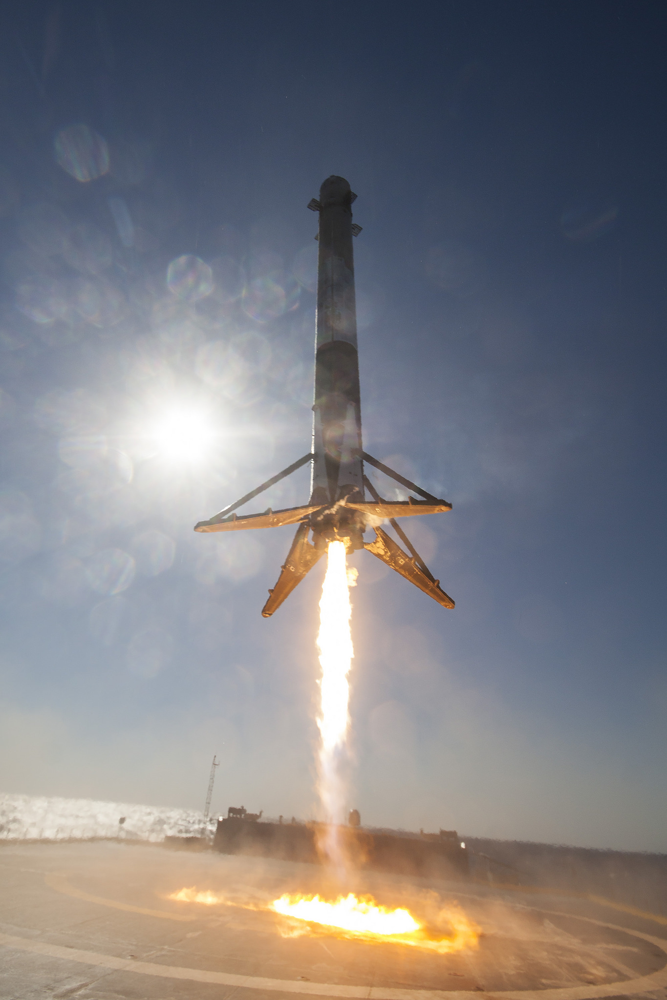 After Tight Launch Flow, Falcon 9 Counts Down to Momentous ...