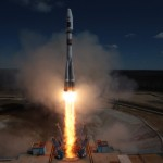 Photos: Debut Soyuz launch from Russia's Far Eastern Cosmodrome