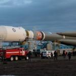 Photos: Soyuz Rocket rolls to new Vostochny Launch Pad