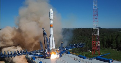 Press Reports: Soyuz suffered Engine Problems during Sunday's Glonass Satellite Delivery