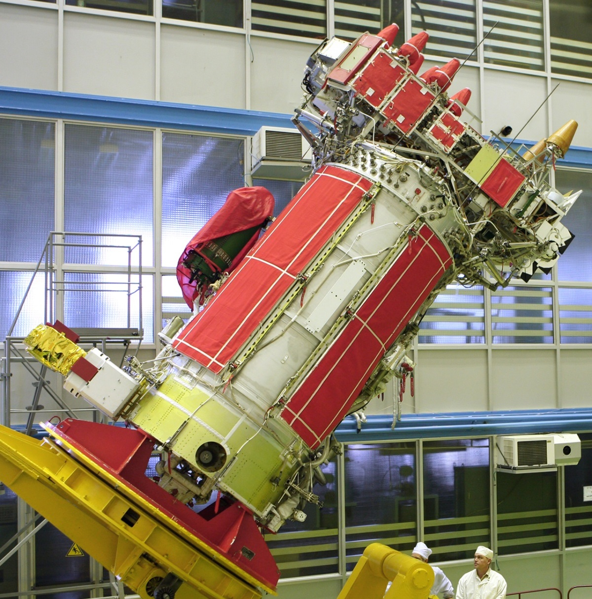 Is it really all GLONASS burned 43