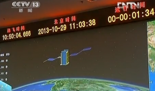 Yaogan SAR - Image: CCTV
