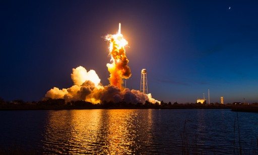Antares 2014 Launch Failure - Photo: NASA