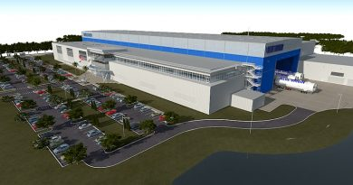Blue Origin breaks ground at future Rocket Manufacturing Plant in Florida