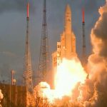Video: Ariane 5 launches heaviest GTO Payload to Date