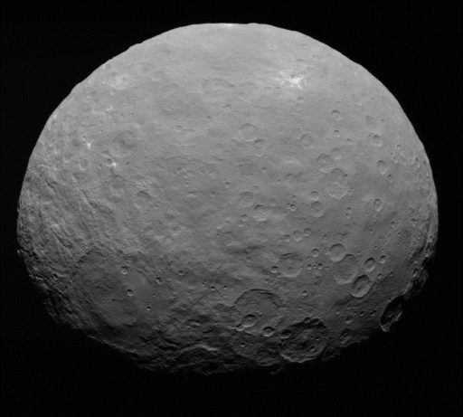 Global view of Ceres - Credit: NASA/JPL-Caltech/UCLA/MPS/DLR/IDA