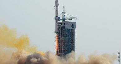 China conducts secretive launch of suspected Intelligence Satellite