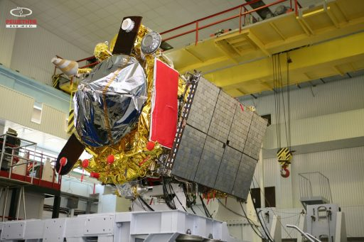 GEO IK-2 No. 1 - Photo: ISS Reshetnev