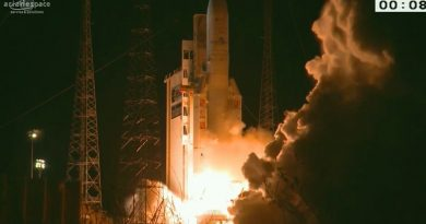 Video: Ariane 5 – VA232 Liftoff