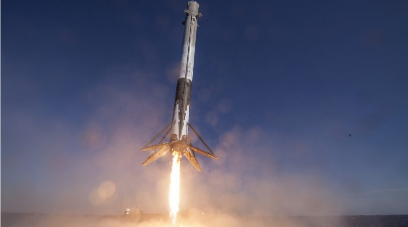 Satellite Operator SES commits to first Falcon 9 Re-Flight Mission