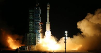 Photos: Tiangong-2 Space Laboratory blasts off from China