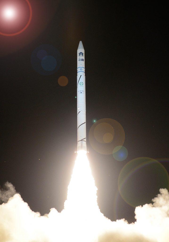 Shavit-2 - Photo: IAI