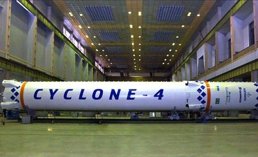 Photo: Yuzhnoye/Alcântara Cyclone Space