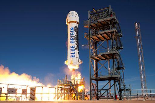 New Shepard - Photo: Blue Origin