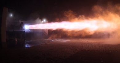 "SpaceX completes first Test Firing of Raptor ""Interplanetary Transport Engine"""