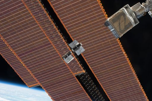 Two Dove Satellites are released from the International Space Station - Photo: NASA