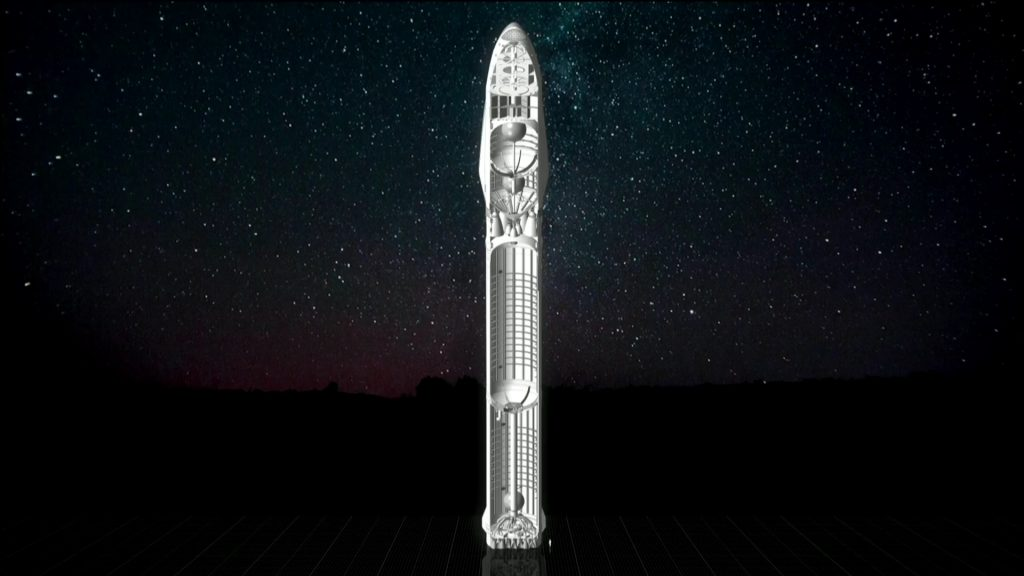 Presentazione Interplanetary Transport System ITS-015-1024x576