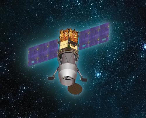 OPSAT-3000 Satellite - Image: IAI