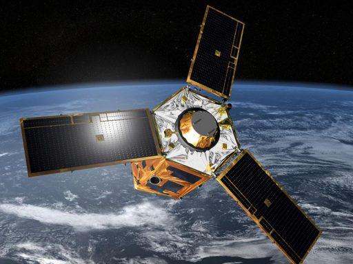 Pleiades Satellite - Image: CNES