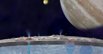 Signs of Water Plumes on Jupiter Moon Europa significant for Future Flyby Missions