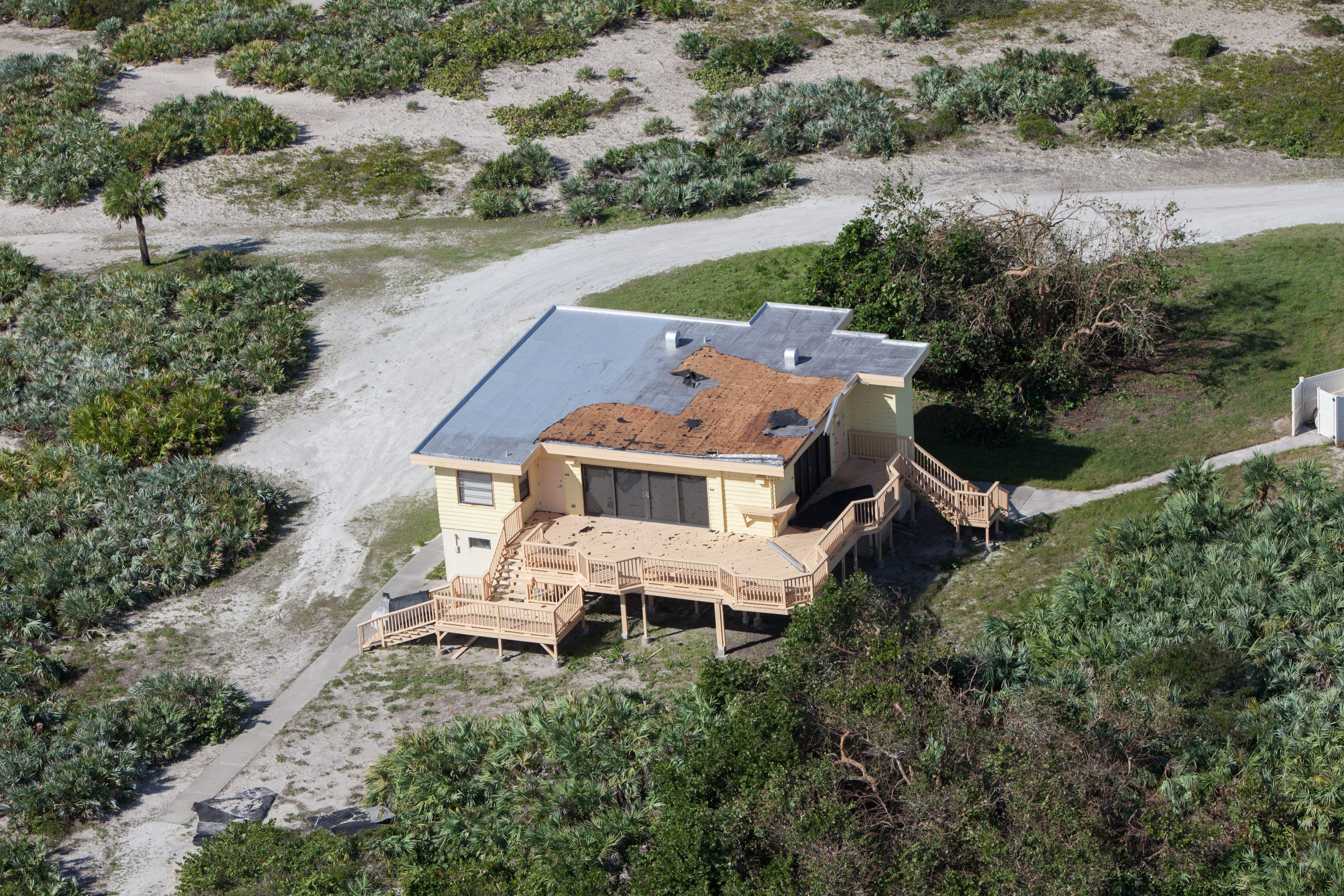 Hurricane Matthew Damage Survey