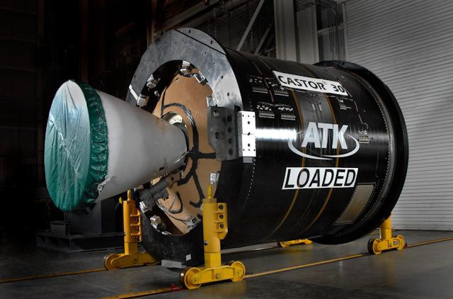 Castor 30 - Photo: Orbital ATK
