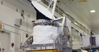 NASA's RapidScat Ocean Wind Sensor ends Operations at Space Station