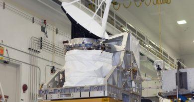 NASA's RapidScat Ocean Wind Sensor ends Operations at Space Station
