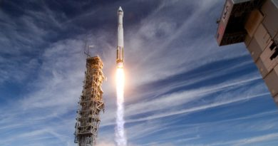 Photos: Atlas V launches from California with WorldView Imaging Satellite