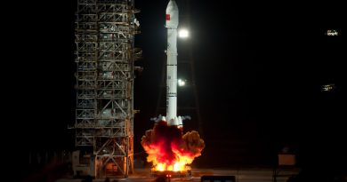 Advanced Weather Satellite successfully placed in Orbit by Chinese Long March 3B Rocket