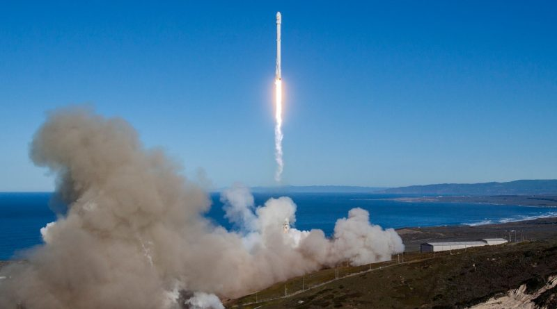 Photos: Falcon 9 blasts off from California on Critical Return to Flight