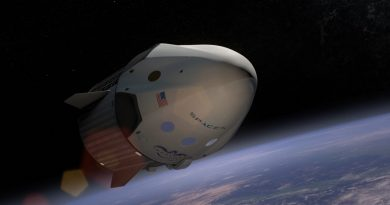 SpaceX outlines Plans to send Private Citizens on Commercial Dragon Flights around the Moon