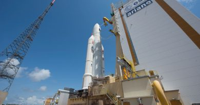 Arianespace outlines busy Manifest for 2017, announces two new Launch Contracts