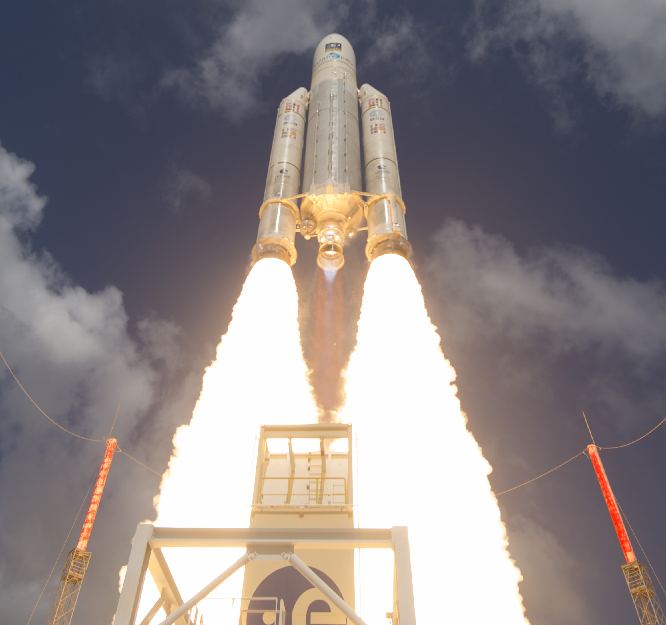 Year Long Calendar : Arianespace outlines busy manifest for announces two
