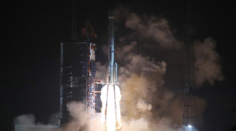 China opens 2017 with obscure Communications Test Satellite Launch