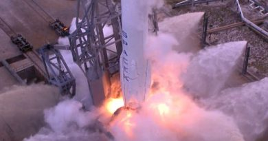 Cape Canaveral's SLC-40 Re-Opens with Successful Falcon 9 Static Fire Test