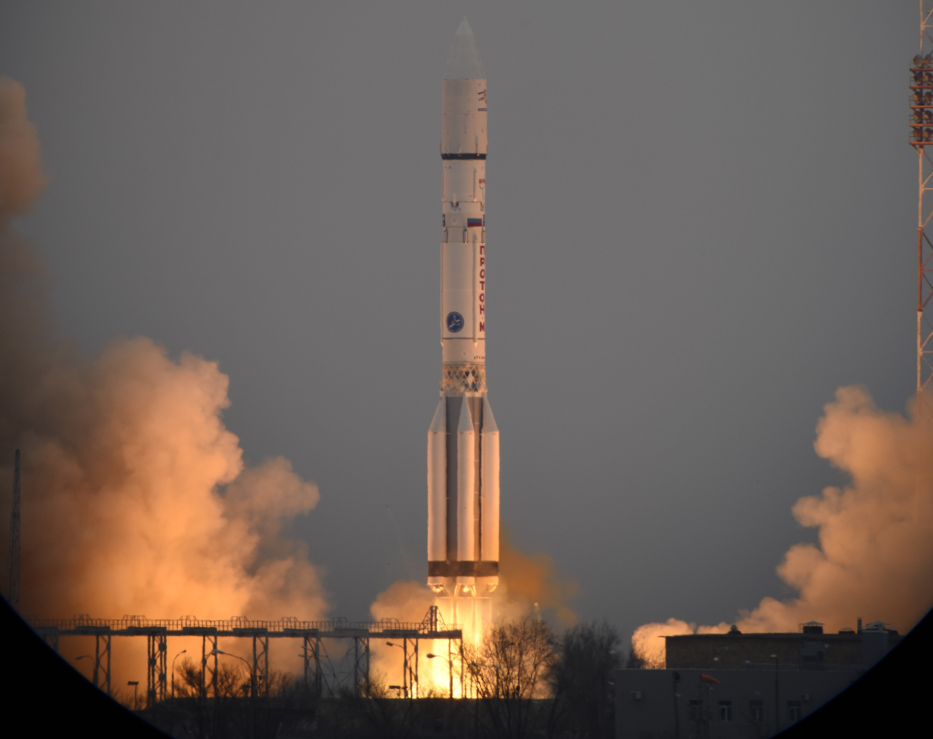 Russia S Proton Rocket Faces Extended Grounding Due To
